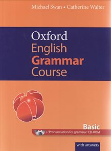 Oxford English Grammar Course - Basic with ansvers + CD- ROM