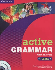 Active Grammar 1 with answers, key - Level 1 (A1-A2)