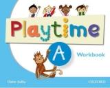 Playtime - Level A - Work Book, pracovní sešit angličtiny pro MŠ