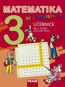 Matematika se Čtyřlístkem 3 - učebnice