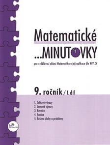 Matematické minutovky 9.r. 1.díl