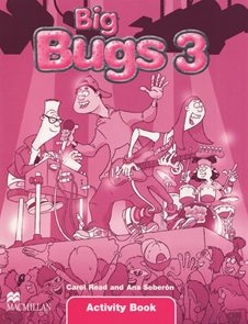 Big Bugs 3 - Activity Book