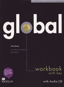Global - Pre- Intermediate Workbook with key + CD