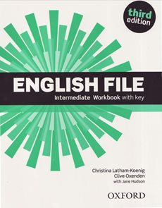 English File Intermediate  3.vyd.Work Book with key