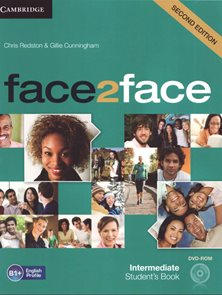 Face2Face Intermediate Second Edition Student´s Book + DVD-ROM