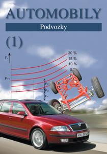 Automobily 1. Podvozky - 3. vydání - Jan Zdeněk, Ždánský Bronislav, Čupera J. - 17×25 cm
