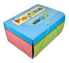 Playtime Teachers Resource Pack - Starter, A a B