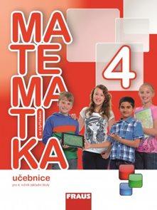 Matematika se Čtyřlístkem 4 - učebnice