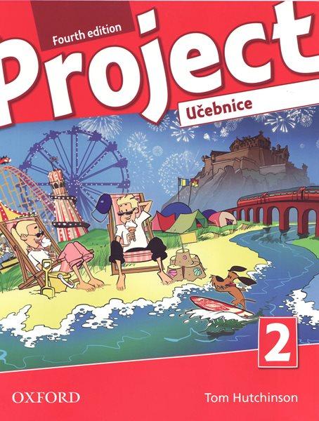 Project 2 - Fourth Edition učebnice (CZ) - Hutchinson T., Rezmuves Z. - 220× 275 cm