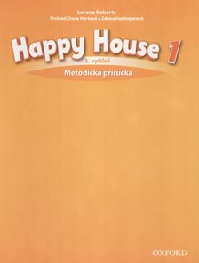 Happy House 1 - třetí vydání - metodická příručka (CZ)