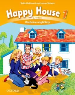 Happy House 1 - třetí vydání - učebnice (CZ) - Maidment S., Roberts L. - 220×275 mm, Sleva 17%