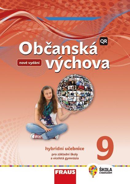 Občanská výchova - 9. ročník - učebnice - Nová generace - Krupová T. a kol. - 210 x 297