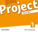 Project 1 - Fourth Edition Class Audio CDs (3) - Hutchinson T. - 220×275 cm