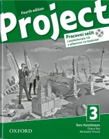 Project 3 - Fourth Edition - Pracovní sešit  wih Audio CD Czech Edition