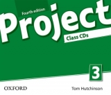Project 3 - Fourth Edition - Class Audio CDs (4) - Hutchinson T. - 220×275 cm