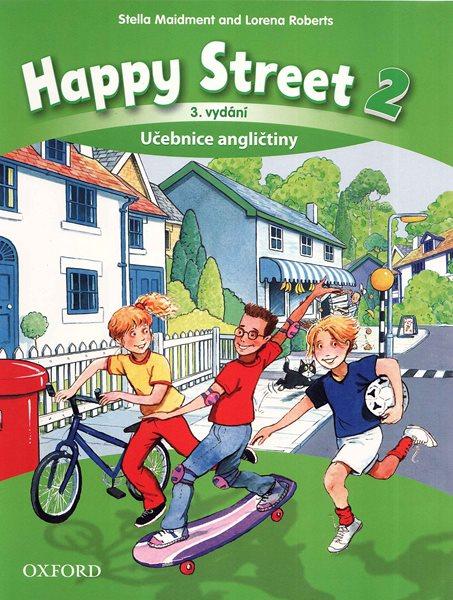 Happy Street 2 - třetí vydání - učebnice (CZ) - Maidment S., Roberts L.