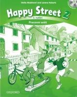 Happy Street 2 - třetí vydání - pracovní sešit (CZ) - Maidment S., Roberts L.