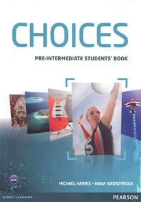 Choicess Pre-Intermediate - Students Book A2-B1