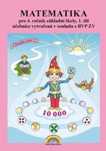 Matematika 4 - I. díl učebnice pro 4. ročník ZŠ - Čtení s porozuměním