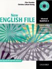New English File Advanced - Multipack A /Student´s book A + Workbook A, MultiROM + Grammar Checker/