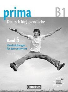 Prima B1 / díl 5 - Příručka učitele