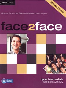 Face2face Upper-intermediate Workbook with Key / Second Edition/