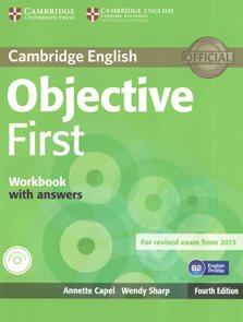 Objective First Workbook with answers /B2/ - 4. vydání