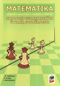 Matematika 7 - učebnice - Shodnost geometrických útvarů, souměrnosti v souladu s RVP ZV