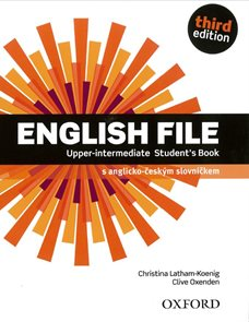 English File Upper Intermediate Third Ed. Student´s Book (CZ)