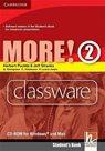 More! 2  Classware CD- ROM