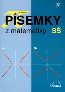 Písemky z matematiky SŠ + CD - Halouzka A. - A4, brožovaná