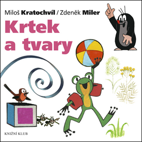 Krtek a tvary - Miloš Kratochvíl, Zdeněk Miler - 18x18