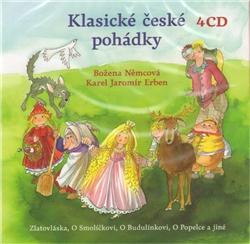 CD Klasické české pohádky - Němcová B., Erben K. J. - 13x14