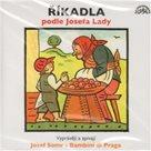 CD Říkadla podle Josefa Lady