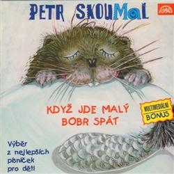 CD Když jde malý bobr spát - Skoumal Petr - 13x14