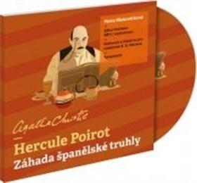 CD Hercule Poirot Záhada španělské truhly