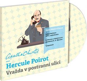 CD Hercule Poirot Vražda v postranní ulici