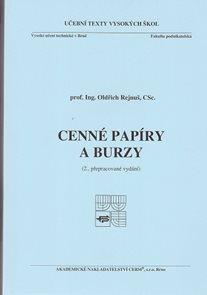 Cenné papíry a burzy, 2.vydání