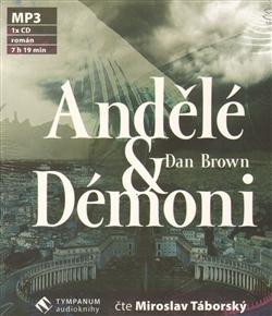 CD Andělé a démoni - Brown Dan - 13x14, Sleva 15%