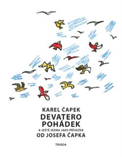 Devatero pohádek - Čapek Josef, Čapek Karel - 17x22