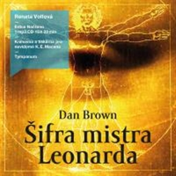 CD Šifra mistra Leonarda - Brown Dan - 13x14