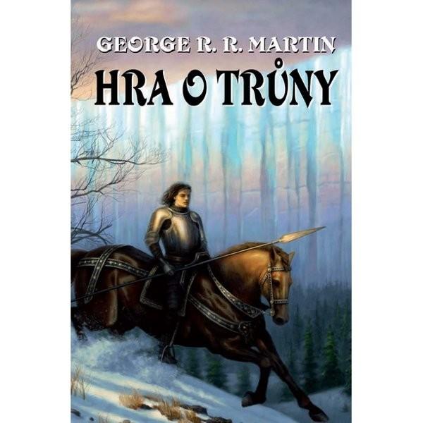 Hra o trůny (vázaná) - George R.R. Martin - 13x20