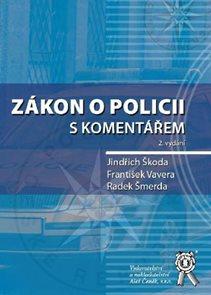 Zákon o policii s komentářem, 2. vydání