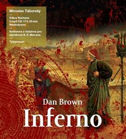 CD Inferno - Dan Brown - 13x14, Sleva 10%