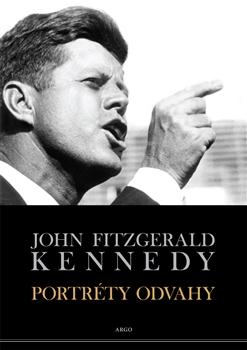 Portréty odvahy - John Fitzgerald Kennedy - 14x21, Sleva 15%