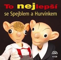 CD To nejlepší se Spejblem a Hurvínkem - neuveden - 13x14