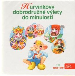 CD Hurvínkovy dobrodružné výlety do minulosti - neuveden - 13x14