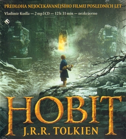CD Hobit - J. R. R. Tolkien - 13x14