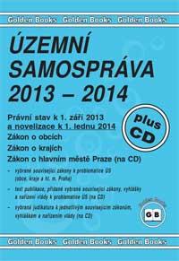 Územní samospráva 2013 - 2014 + CD