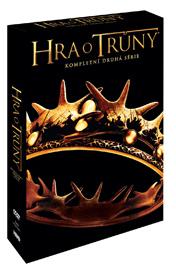 Hra o trůny 2. série 5 DVD - Brian Kirk